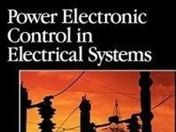 Power Electronic Control