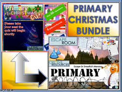 Primary Christmas Bundle