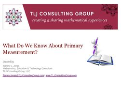 What Do We Know About Primary Measurement?