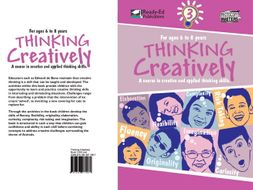 Thinking Creatively 3 (US): A Course in Creative and Applied Thinking Skills