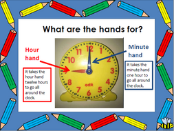 Reading analogue time