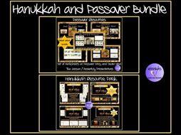Hanukkah and Passover Bundle