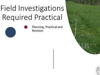 Field Investigations Required Practical Planning with 9-1 Questions Answers