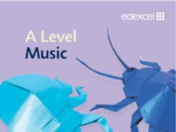 Edexcel A-level music: 6 set works