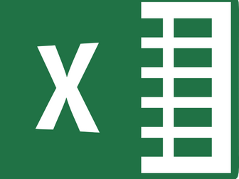 Microsoft Excel for Beginners Workbook and Tasks