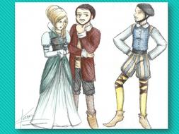 Shakespeare: Twelfth Night. Act 1, Scene 5 + Act 2, Scene 3. Essay writing about Malvolio.