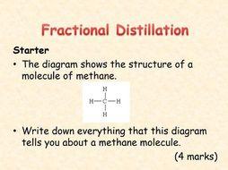 AQA Chemistry Topic 9: Fractional Distillation