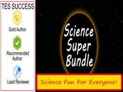 Science Week Bundle Of Teaching Resources