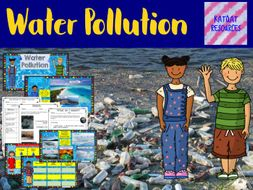 Human Impact - Water Pollution - No prep lesson
