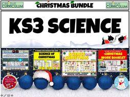 Science Christmas Bundle