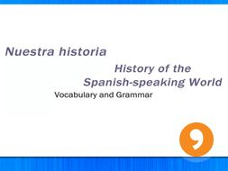 Nuestra Historia - Our History - Review Video Tutorial