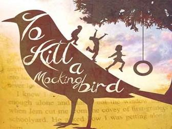 To Kill A Mockingbird - Extract and PEE