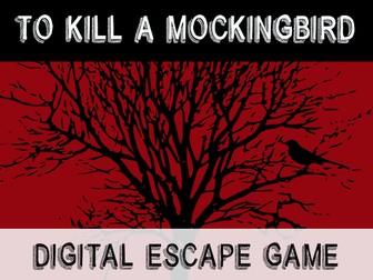 Digital Escape Game - To Kill a Mockingbird