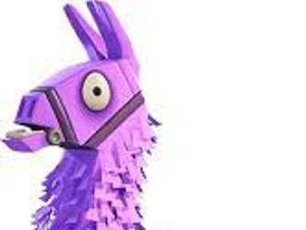 FORTNITE Llama 10 minute Year 6 Comprehension