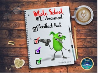 Back To School : Back To School Feedback Pack (AFL)