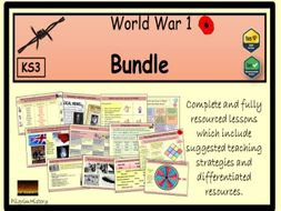 World War 1 Bundle