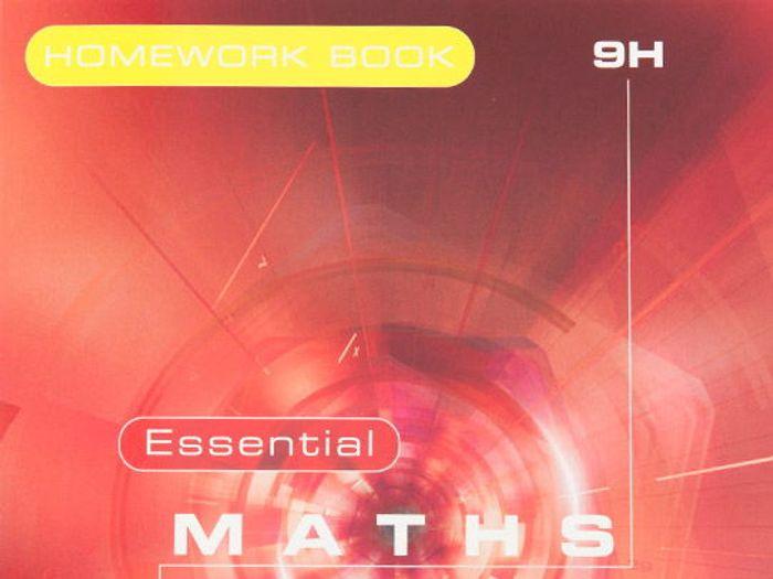 essential maths 9h homework book answers