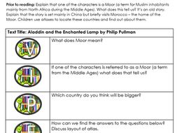 Vipers Reading Comprehension Y4 By Les100 Teaching