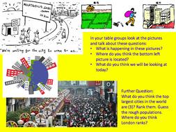 What is Urbanisation?