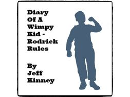 Diary of a Wimpy Kid: Rodrock Rules - (Reed Novel Studies)