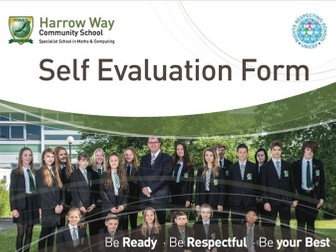 School Self Evaluation SEF - Full and Summary