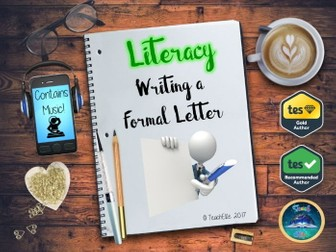 Back to School: Writing a Formal Letter
