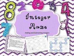 Integer Mazes