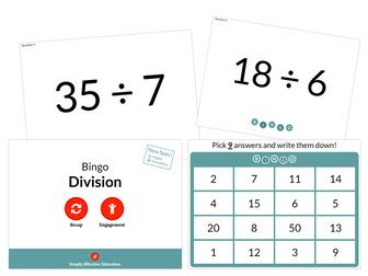 Division (Bingo)