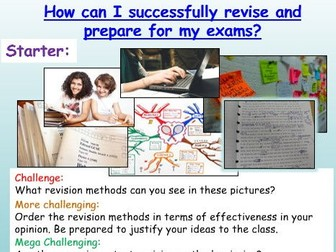 Revision: Revision / Study Skills