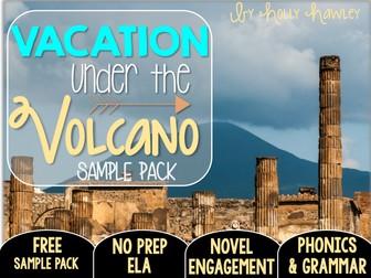 Vacation Under the Volcano NO PREP (ELA) SAMPLE