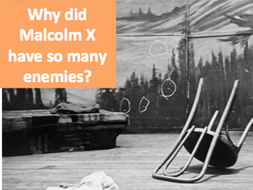 Why did Malcolm X have so many enemies? 20th century history lessons