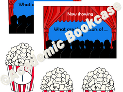 Factors display or activity - cinema theme