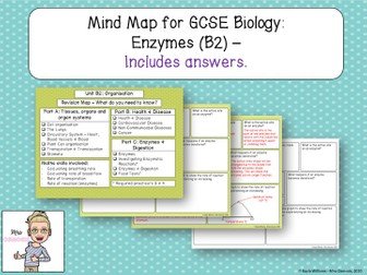GCSE Biology Revision: Enzymes