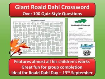 Roald Dahl (Roald Dahl Day)