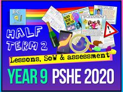 Year 9 PSHE 2020 HT 2
