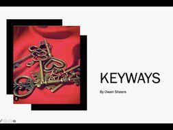Keyways by Owen Sheers -Skirrid Hill  (AS English Literature)
