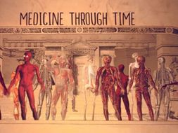 Medicine through Time work booklet (9-1 Edexcel)