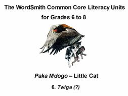 The WordSmith Common Core Literacy Units for Grades 6-8 (6)