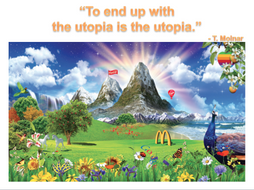 GCSE Creative Writing - Utopias