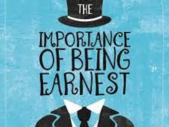 """The Importance of Being Earnest"" (Oscar Wilde) - Food, Symbolism & Motifs"