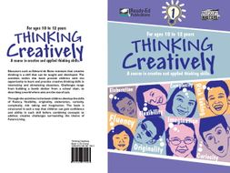 Thinking Creatively 1 (US): A Course in Creative and Applied Thinking Skills