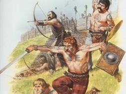 What was life like in Britain before the Romans? Celts lesson pack