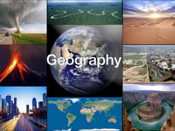 AQA Geography Human Geography Bundle