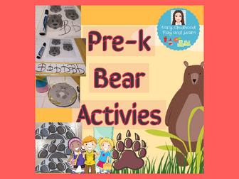 Bears Activities