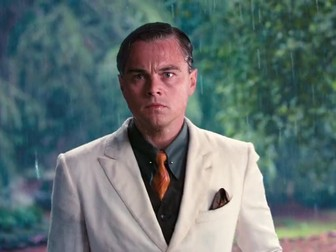 AQA Language Paper One: The Great Gatsby