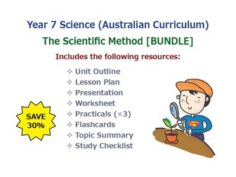 The Scientific Method [BUNDLE]