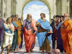 Presentation on Plato & Aristotle (A Level WJEC/ Eduqas Religious Studies)