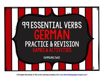GERMAN VERBS PRACTICE & REVISION (2)