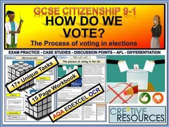 How do we Vote? - Citizenship