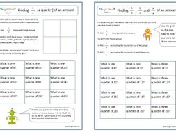 Year 2 Maths Worksheets Pack